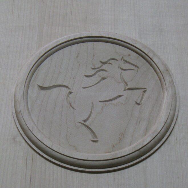 Maple Golf Course Logo