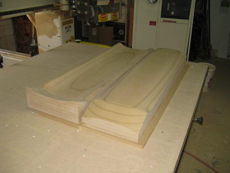 Skateboard Mould