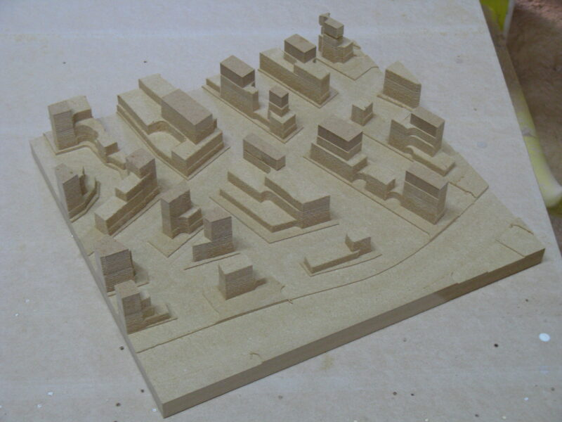 Downtown Toronto Model