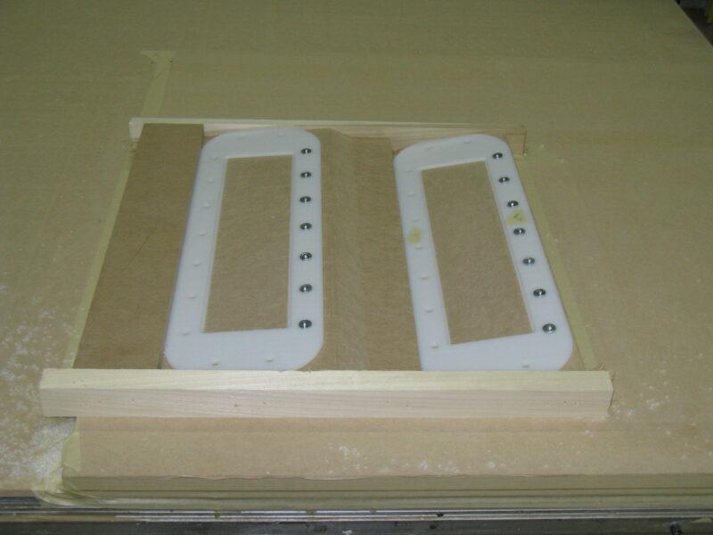 Custom Polyethylene Parts