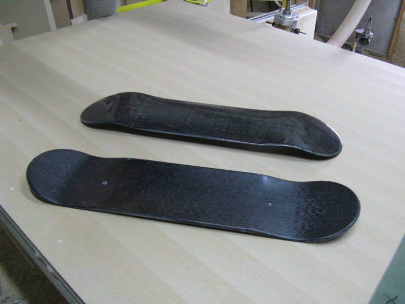 Graphite Skateboard