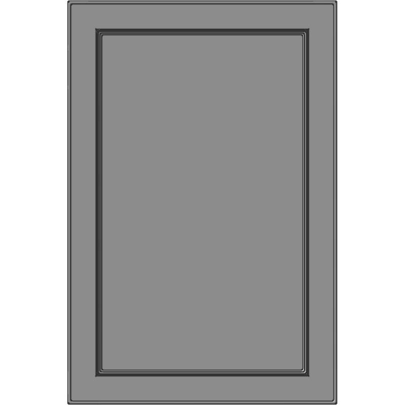 603 Bead Flat Triple Bead Flat Panel Face